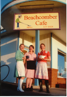 The Beachcomber Cafe, Trinidad, CA