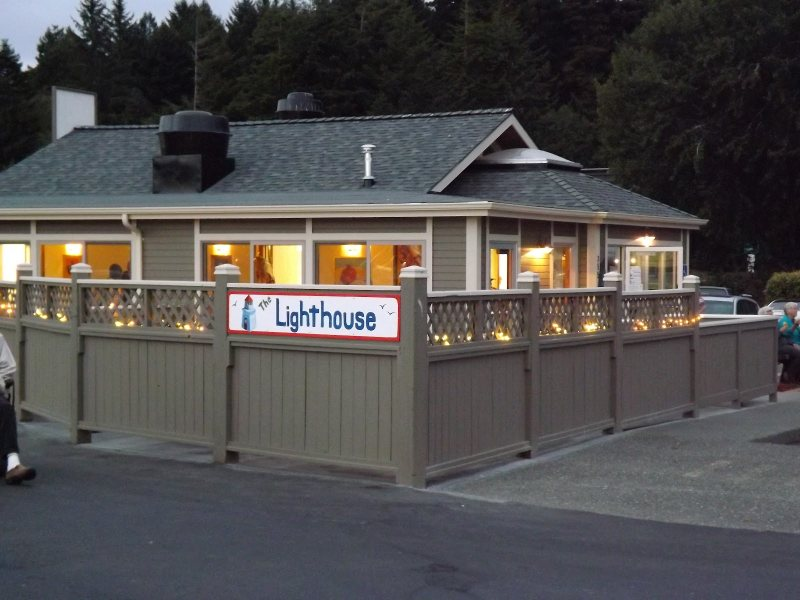 The Lighthouse Restaurant, Trinidad, CA