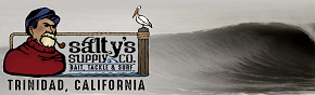 Salty`s Surf and Tackle