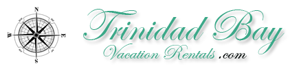 Trinidad Bay Vacation Rentals  - lynda@trinidadbayvacationrentals.com